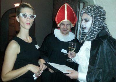 Kardinalen + venner